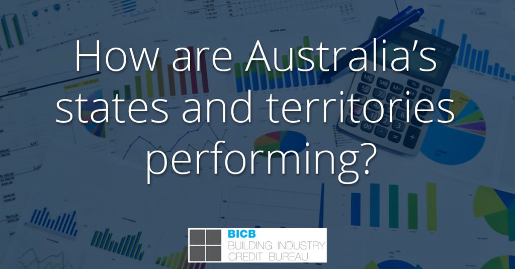 how are australias states and territories performing - BICB