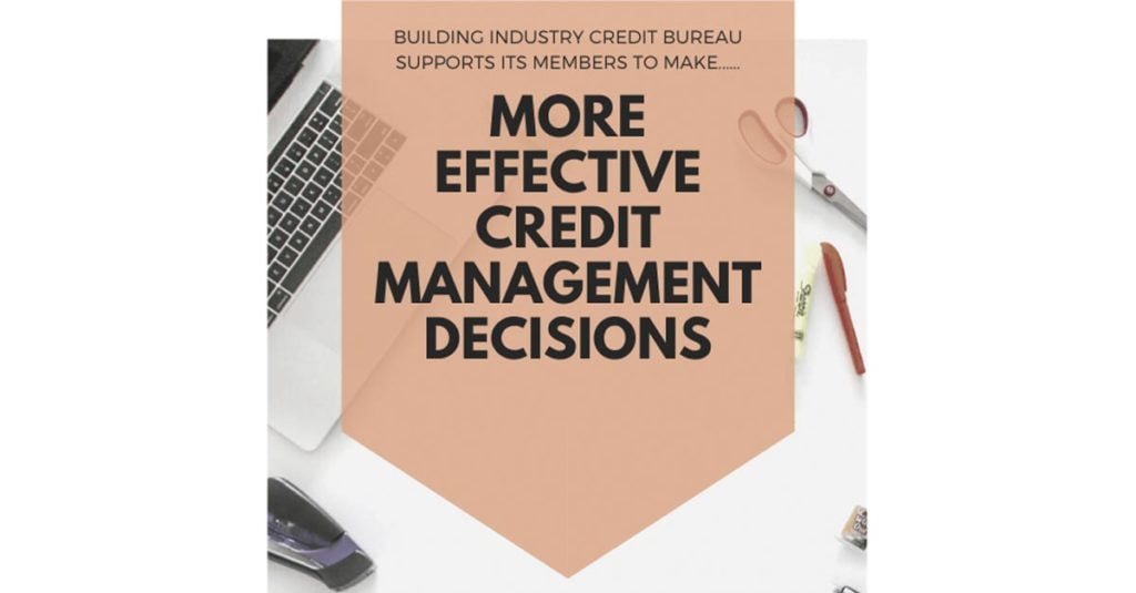 more effective credit management decisions - BICB