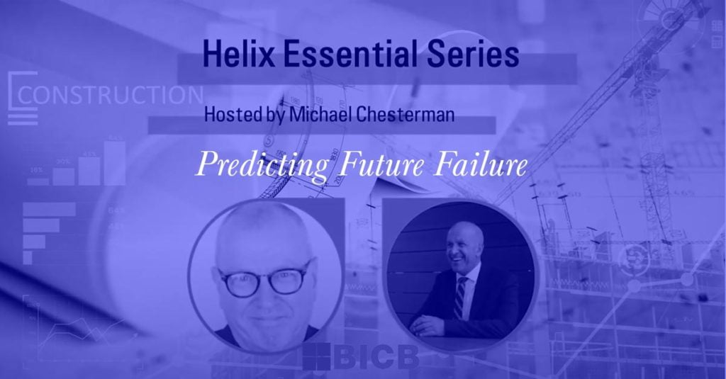 Predicting Future Failure - BICB